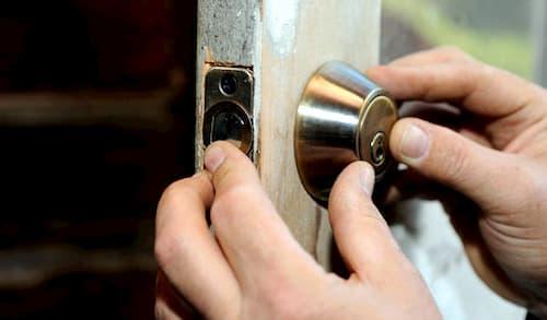 cerradura para puerta corrediza