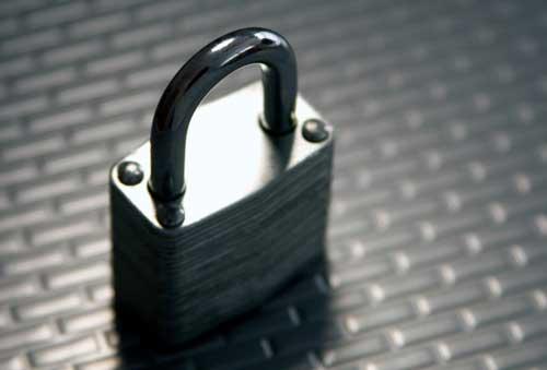 como abrir una cerradura antigua