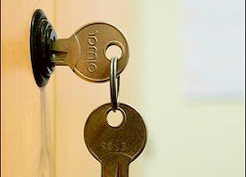 models with door keys