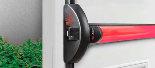 barras de seguridad para puertas de casa