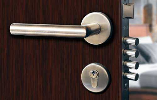 cambio de cerradura puerta acorazada