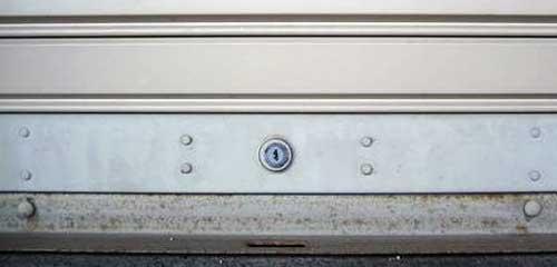 cerradura de persiana metalica precio