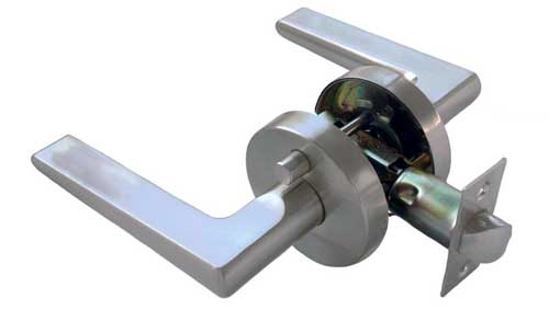 cerradura llave tubular