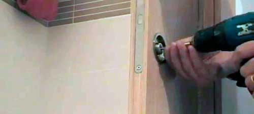 cerradura puerta corredera exterior