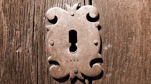cerraduras antiguas