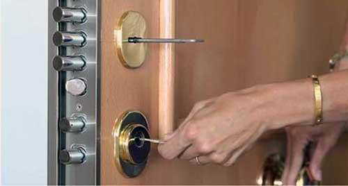 cerraduras de alta seguridad para puertas blindadas