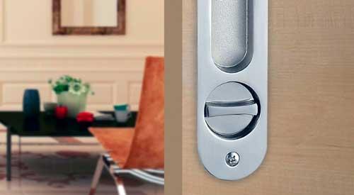 cerraduras de superficie para puertas de madera