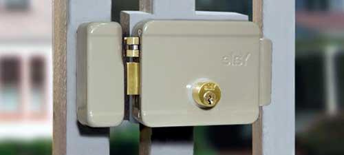 cerraduras electricas para puertas de portal