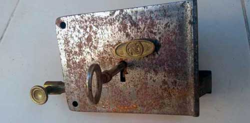 cerraduras ezcurra antiguas