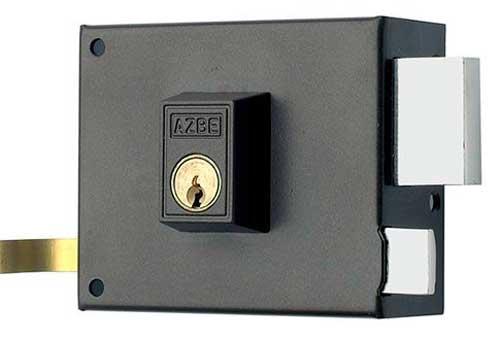 cerraduras para puertas de madera de seguridad