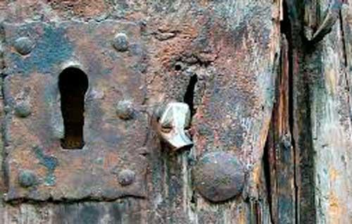 cerraduras puertas antiguas